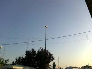 Antenna Morgain 40-80 Raccorciata