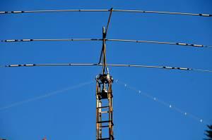 Antenna Morgain Montata Sotto Direttiva