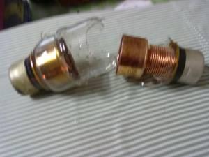 Condensatore Sottovuoto Rotto