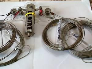 Dipolo 40-80 Con Balun