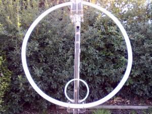 Loop Magnetico D 150 21 7 Mhz