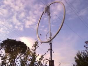 Magnetica Loop D 100 30 14 Mhz