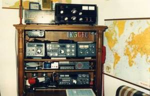Stazione radio anni 80/90