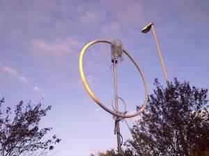 Loop Magnetico D 100 28 14 Mhz
