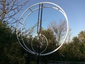 Magnetica Loop 2 Cerchi Diametro  200  40 80 Metri